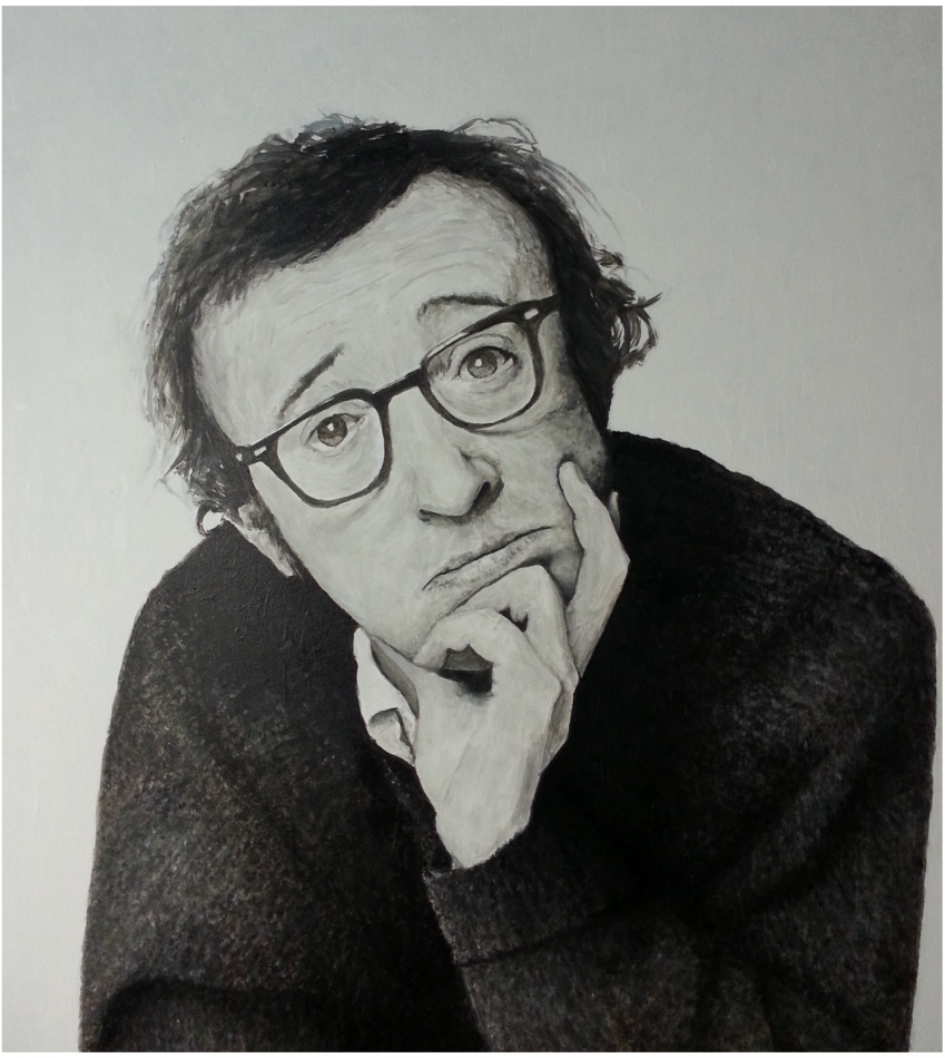Woody Allen by JulioGonzalez